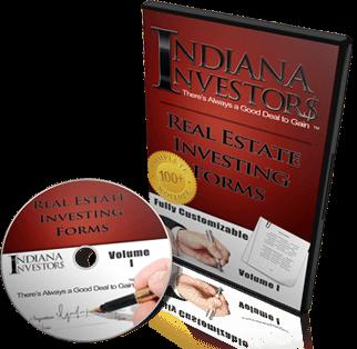 Fort Wayne Indiana Investors real estate forms paperwork