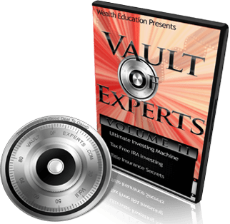 Fort Wayne Indiana REIA™ lifetime members get this entire recording of Vault of Experts FREE!