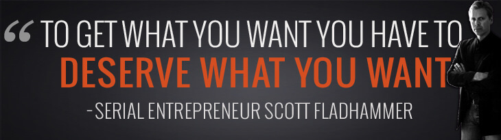 Serial Entrepreneur and Investor Scott FladHammer