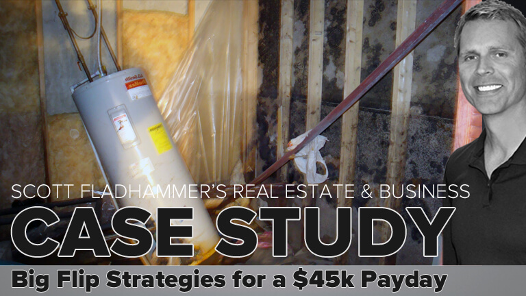 DOWNLOAD! Real Estate Case Study Shows how to Flip Houses for More Money in Profits SAVE TIME!