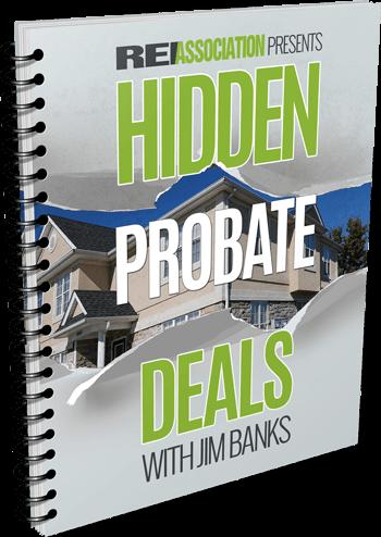 Fast Start Probate Real Estate Deals Profits guide Hidden Probate Deals book