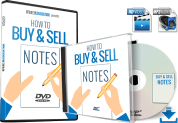 Master Creating Seller-Financed Notes with Maximum Cash Out Value! in 2018 with Buying and Selling Seller-Carryback Mortgages Notes Defaulted Bank Loans for quick cash now or long term cash flow! and Real Estate Investors Association™