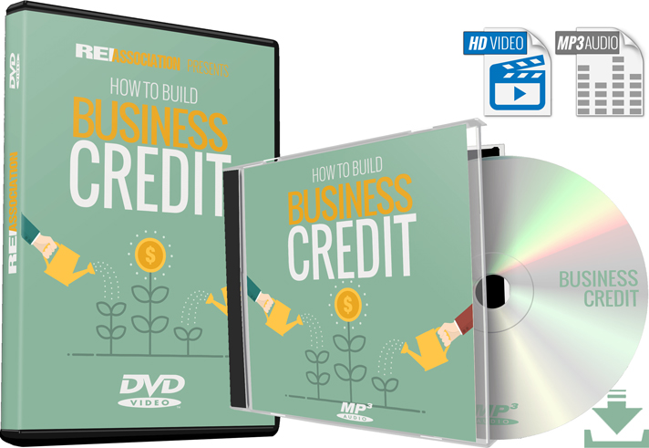 Master Get Build Business Credit with Bad Credit in 2018 with Better Business Credit to Buy Income Property Faster