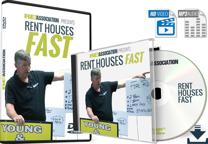 Master training on filling vacancies  in 2018 with The ultimate smart passive income  Real Estate Investors Association