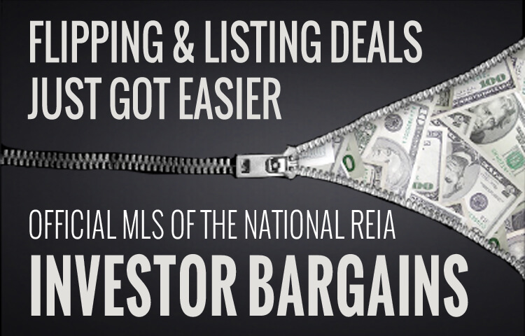 Real Estate Bargain Property by the Official Property Listings of the National REIA™ for Fast Real Estate Profits