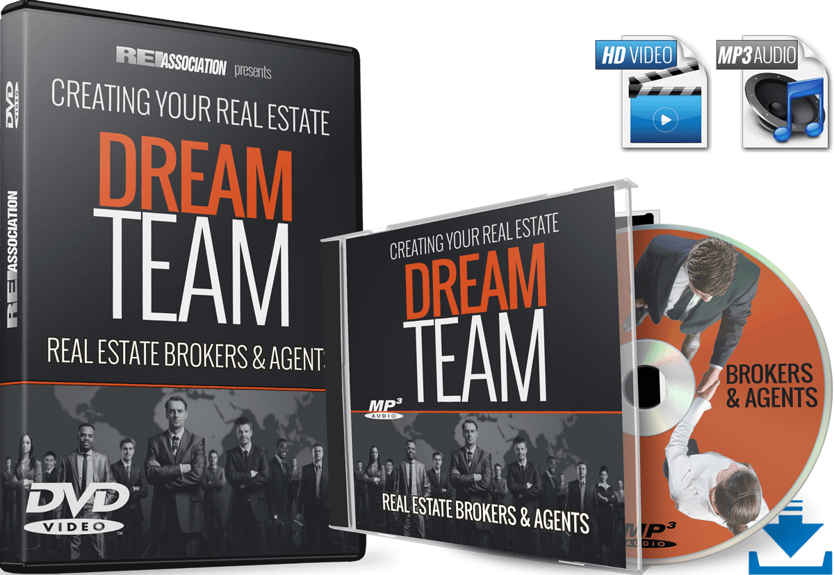 Real Estate Investing REI Dream Team