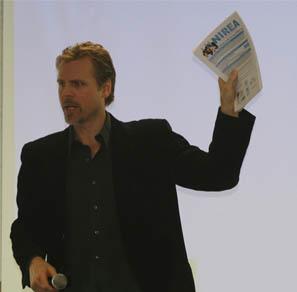 Business & Real Estate coach Scott FladHammer
