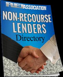 Real Estate Non-Recourse Lenders Directory