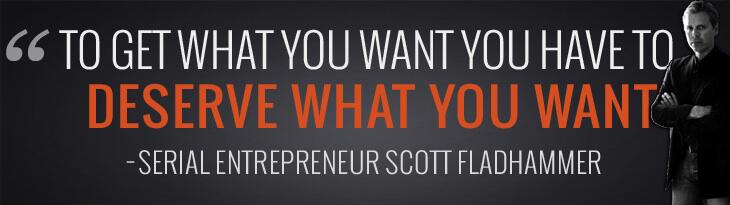 Serial Entrepreneur and Investor Scott FladHammer