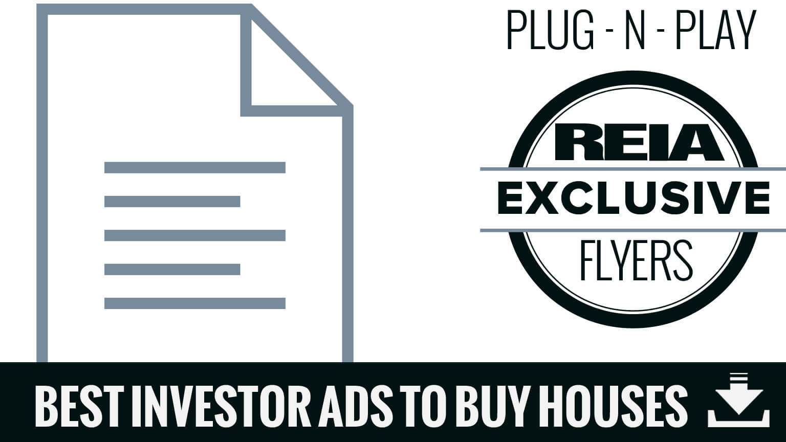 Best Investor Ads Proven for Attracting Motivated Sellers to Buy Houses to Flip