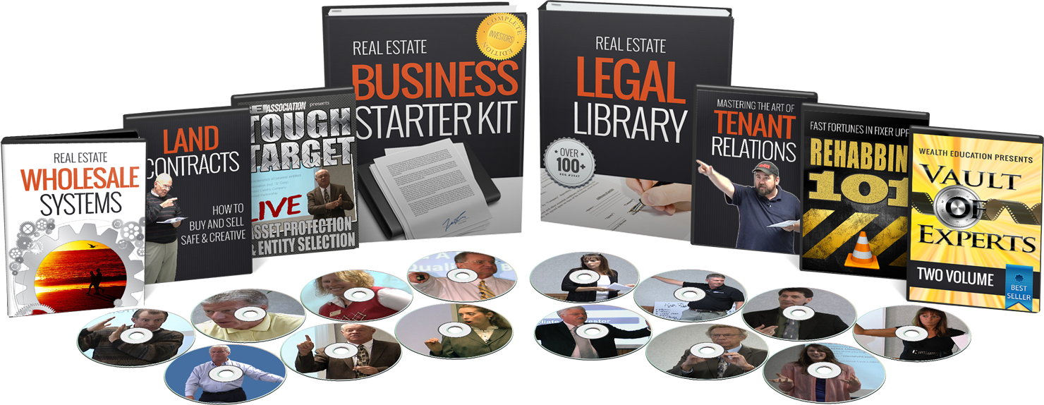 New Fort Wayne REIA LIFETIME membership level bundles key real estate documents with online audio and video training for convenient access to core concepts.