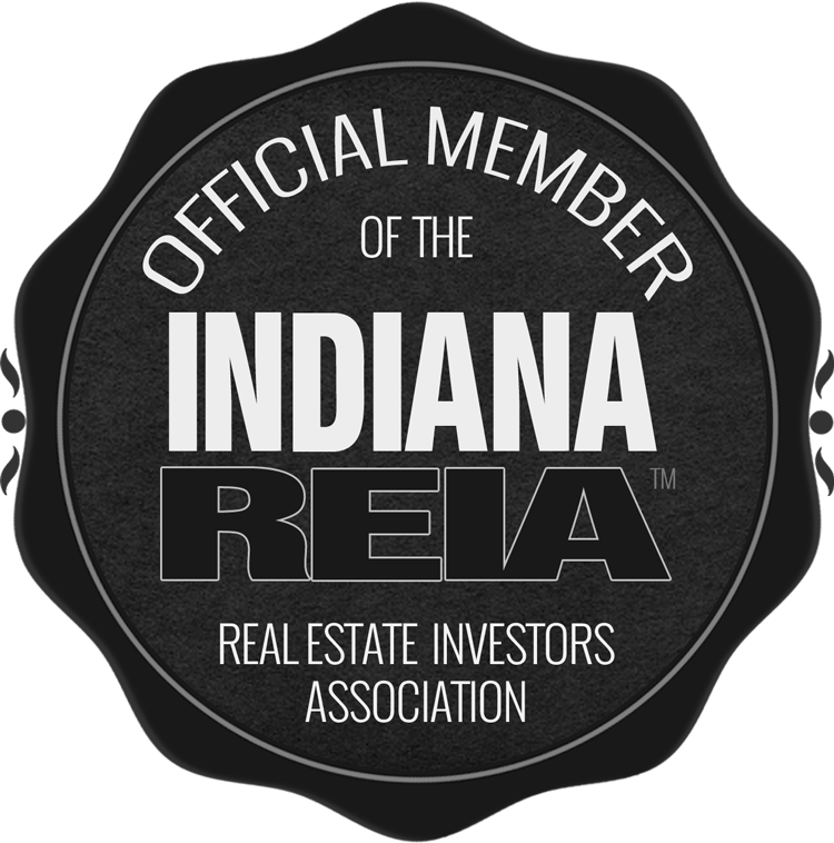 Start investing in the most important thing first: YOU! Then you can earn your real estate investor badge from Indiana REIA™