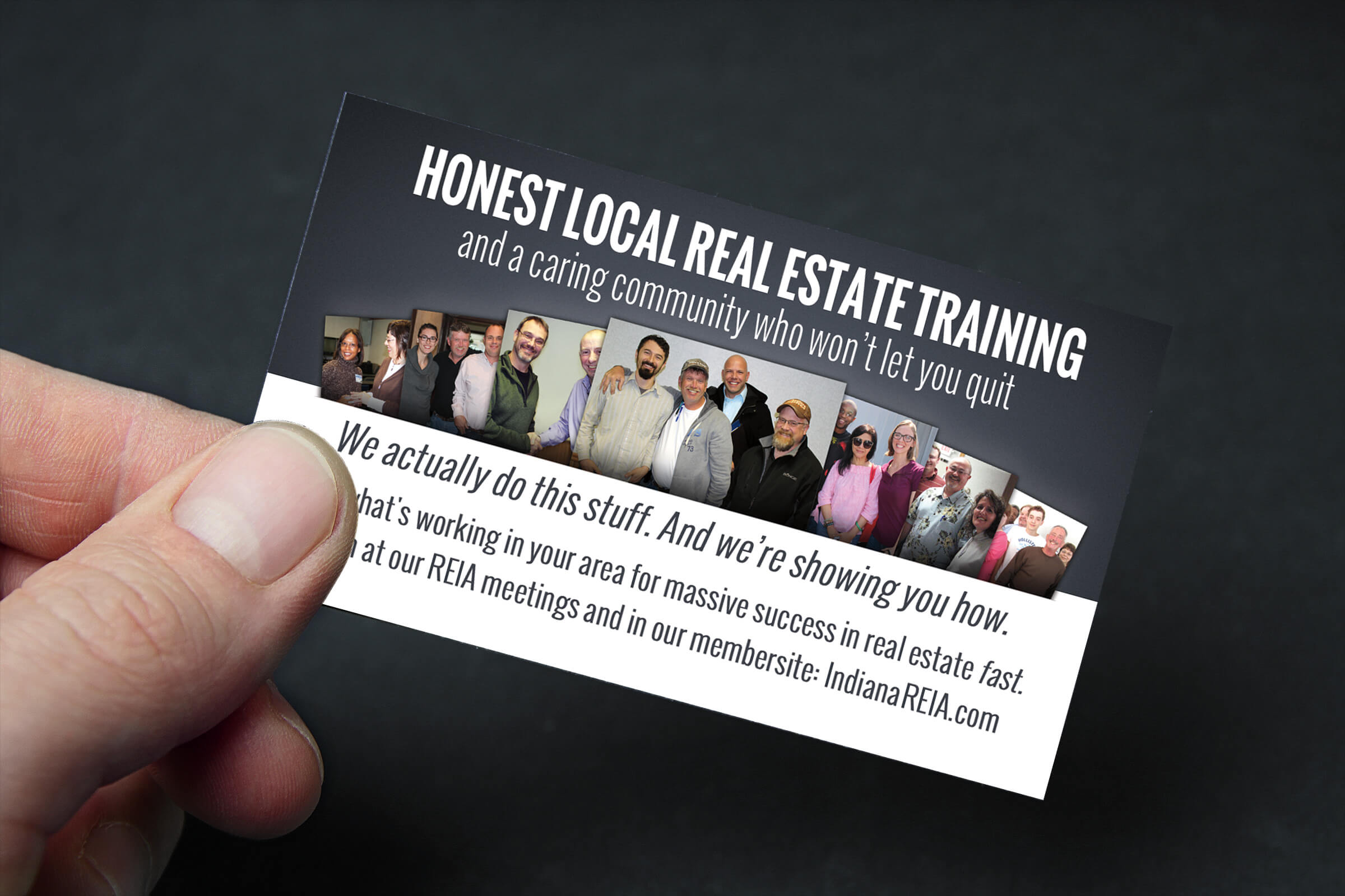 Fort Wayne Indiana's Real Estate Investor Association earns high praise from members press TV