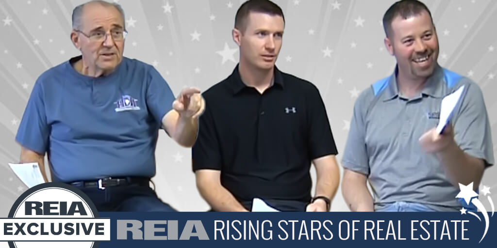 REIA Rising Stars of Real Estate Investing