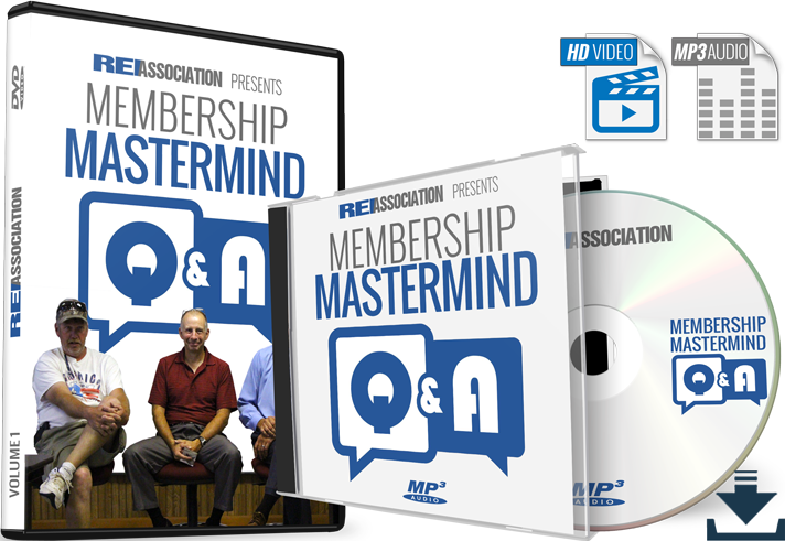 Master REIA Inner Circle Mastermind to Get Started in Real Estate in 2018