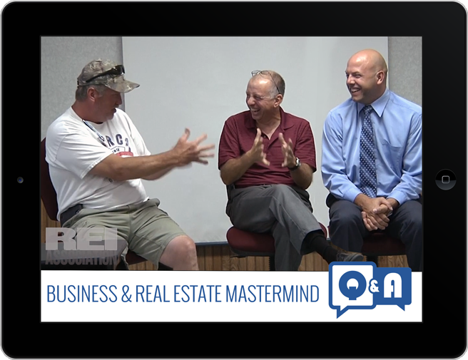 Learn REIA Inner Circle Mastermind to Get Started in Real Estate and make money Panel of Real Estate Investing Experts Coaching Newbie Mentor