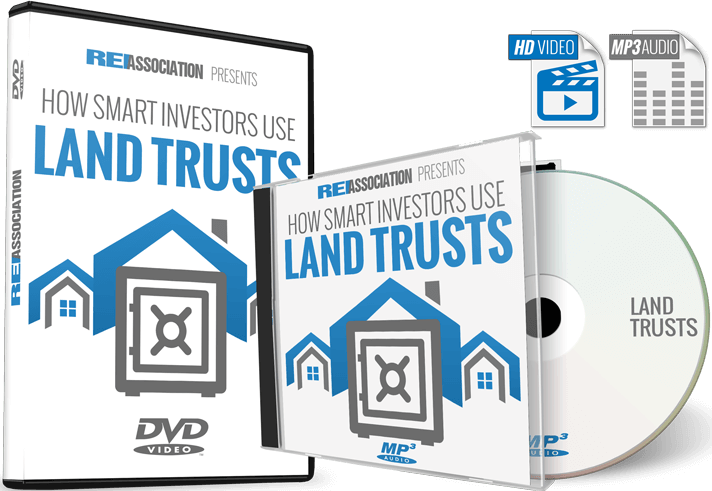 Master Real Estate Land Trusts in 2019 with Real Estate Entity and Asset Protection and Real Estate Investors Association™