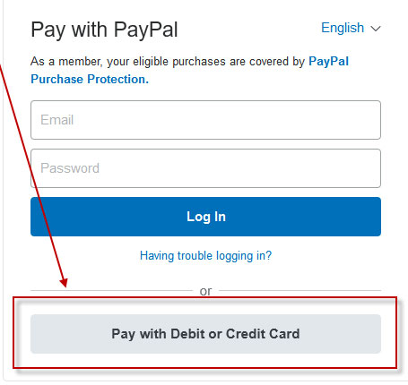 No Paypal? No Problem!